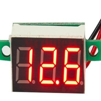 Mini Digital Voltmeter DC 4.7 ~ 32V